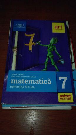 Vand culegere matematica art.7, semestrul II 2018