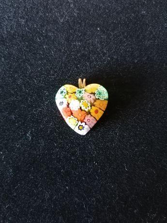 Medalion sticla de murano