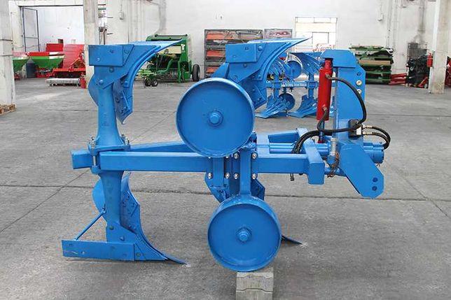 Plug agricol reversibil noi hidraulic reversibil Agramix
