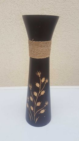 vaza din lemn  #28