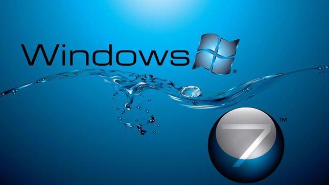 Instalez Windows 7, 10