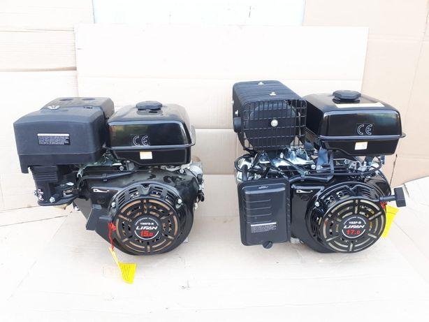 Двигатели бензиновые Lifan, Daman, Carver,  Forza,Champion