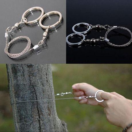 Метално въже за рязане на дървета