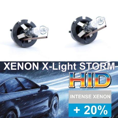 Bec Xenon D2S / D2R / D2C X-Light STORM becuri cu garantie