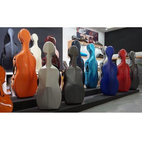 Футляры для скрипки, альта и виолончели