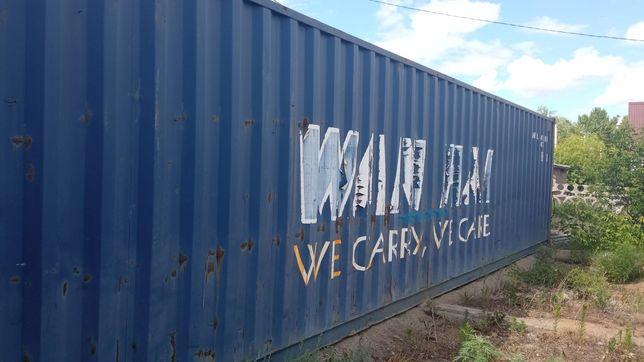 Продам оборудованный утеплённый контейнер для бизнеса