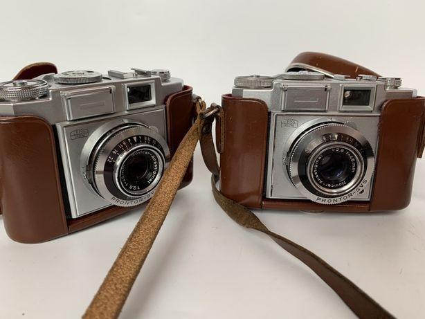 Aparate foto Zeiss Ikon Contina Prontor SVS 45 mm
