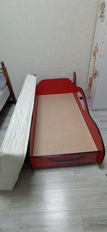 Продам кровать машину