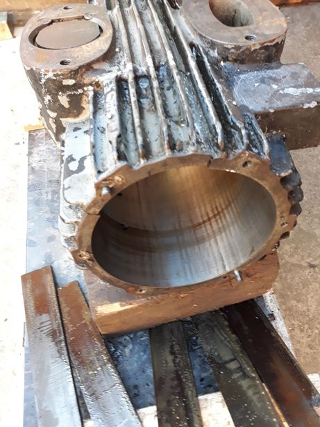 Reparatii pompe vidanja rupte;fisurate