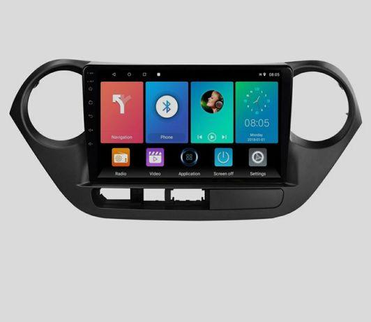 Мултимедия Хюндай I 10 Андроид Навигация Hyundai i10 GPS