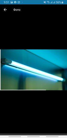 Бактерицидная и Кварцевая лампа 30Вт 90см