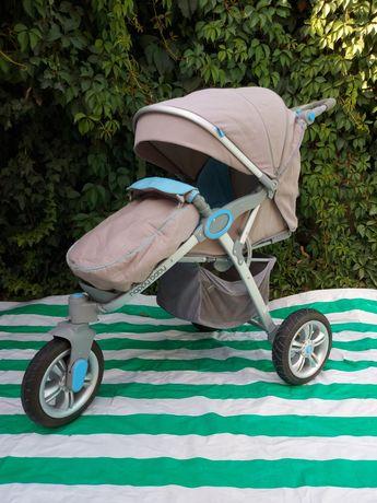 Happy Baby Великобритания коляска