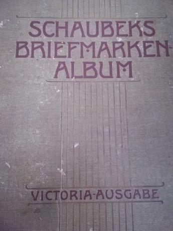 Schaubeck briefalbum