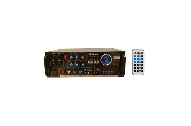 Amplificator Profesional Statie Audio Putere 80W RMS Bluetooth