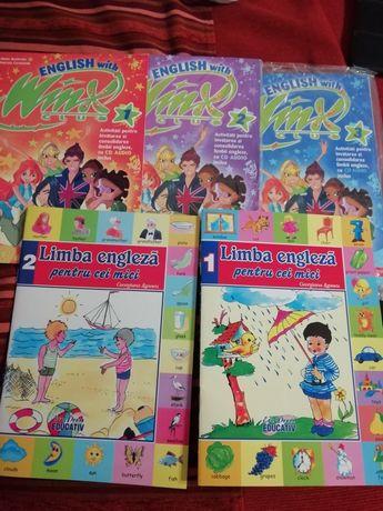 Cărți pentru copii în limba engleză