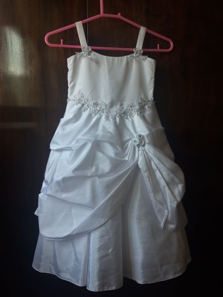 детска шаферска рокля