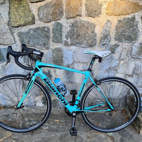 Bianchi Intenso карбонов велосипед колело