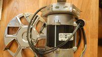 Ventilator cazan lemne Megatherm MT18, MT25, MT32, MT40, MT50 si MT70
