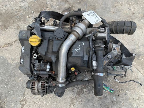 Motor Nissan Qashqai 1.5 dCI Euro 4