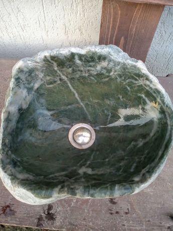 Lavoar natural din aventurin verde rustic (luxury) piatră naturală.