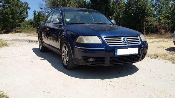 Фолксваген Пасат 5 1.9 ТДИ 131 - Volkswagen Passat 1.9TDI 131