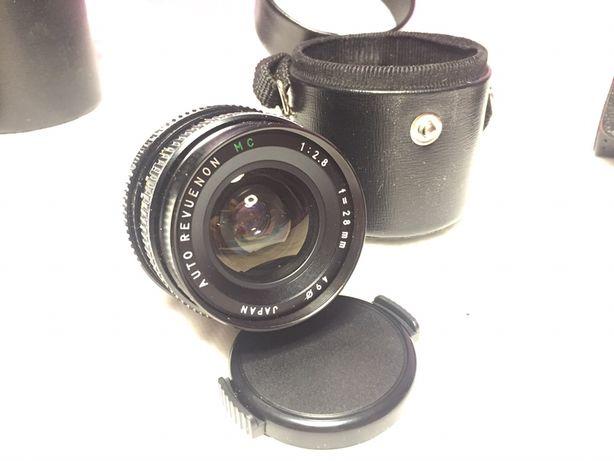 Obiectiv Revuenon 28mm f2.8