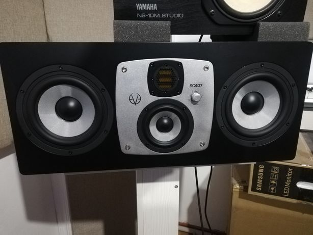 Срочно продам студинный монитор Eve audio sc407
