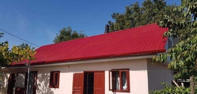 Vopsim orice tip de tablă pe acoperisuri la case/vile/biserici, struct