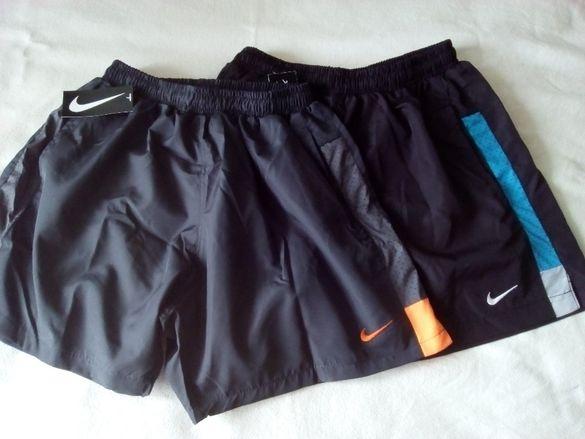 Мъжки къси гащи /бански/- Nike- черни или графит