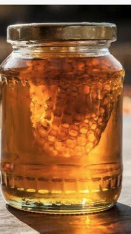 Мед от мащерка