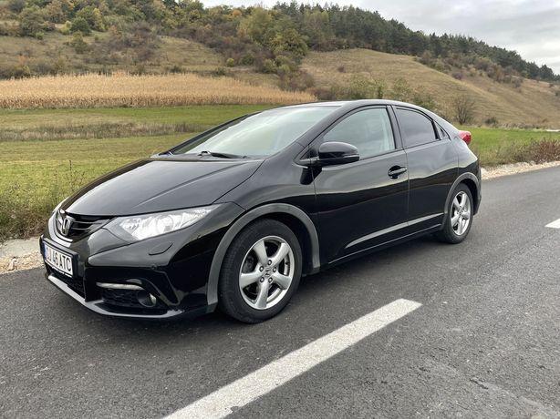 Honda Civic generatia IX