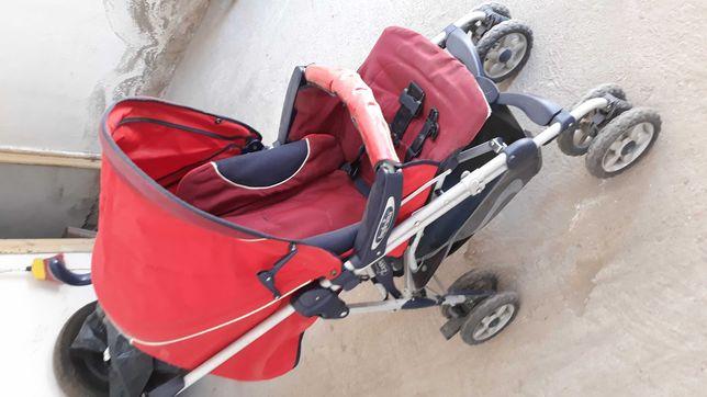 Cărucior Inglesina sport Zippy culoare roșu