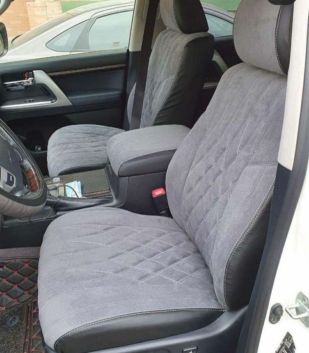 Авто чехлы LC200