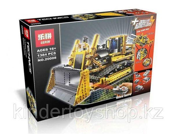 Конструктор аналог Лего Technic 8275 LEGO Technic Bulldozer