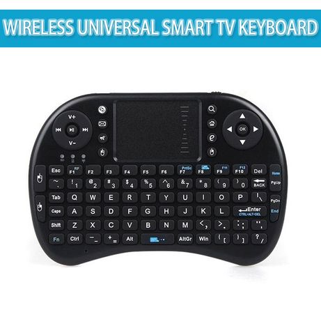 Tastatura Wireless Universal Smart TV