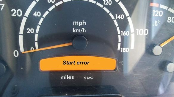 Start Error/Старт Ерор/-Mercedes Sprinter, Vito, ML,A klas - РЕМОНТ