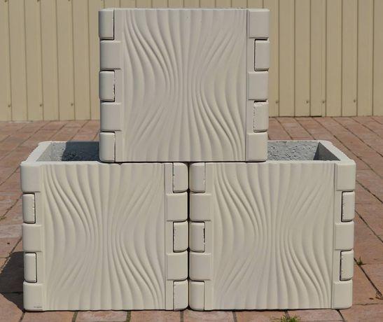 Boltar beton stâlp gard