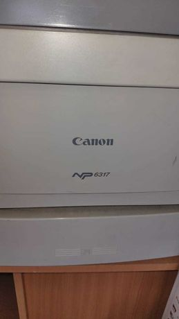 сканер,принтер Canon NP 6317   А3-формат