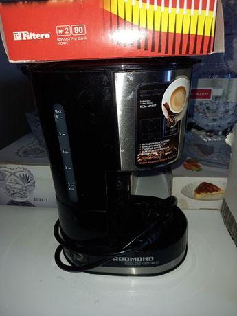 Кофемашинка  в рабочем состоянии