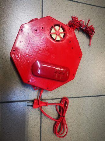 Instalație Crăciun cu pocnitori electrice