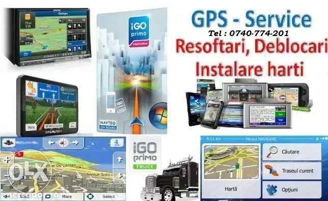 Actualizare harti GPS - 2020 (ultimele harti )