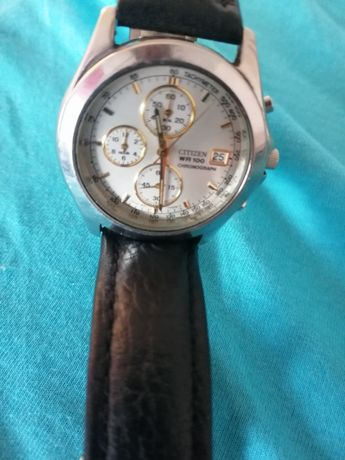 Часовник Vintage Citizen chronograph WR100