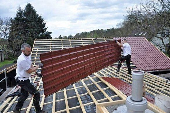 Изграждане на навеси,саниране,покриви,хидроизолации