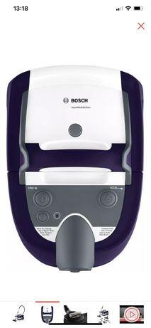 Пылесос Bosch BWD 41740 фиолетовый