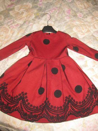Разкошна рокличка за малка принцеса