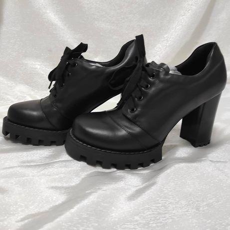 Женские ботильоны / осенневесенние туфли