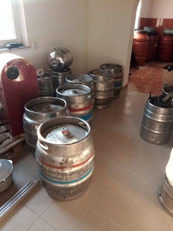 Butoaie din inox alimentar, 30 litri, 50 litri si 100 litri
