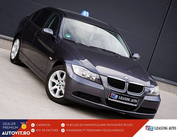BMW Seria 3 Garantie/Credit/Avans Zero/Rata 128 Eur