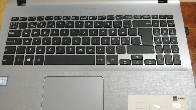 Carcasa superioara si tastatura originala Asus
