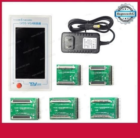 Tester placa de baza TV160 Full HD LVDS Turn VGA (LED / LCD)